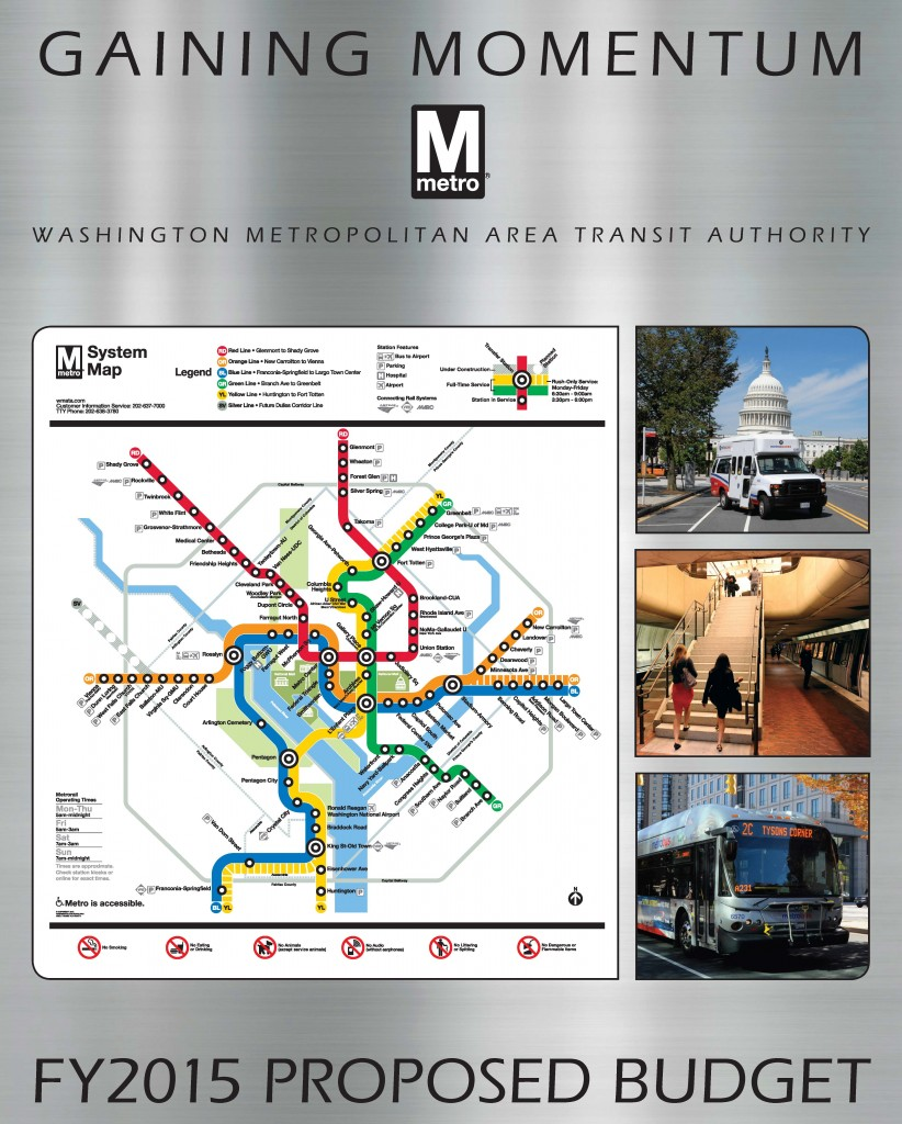 Image for MM - Proposed Fiscal Year 2015 Annual Budget