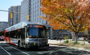 Some bus routes will change when the Silver Line arrives late this year.