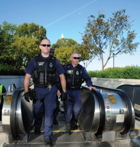 Metro Transit Police Department Officers