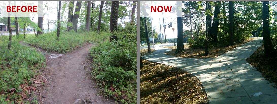 Glenmont NE Path 3