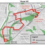 Route W1