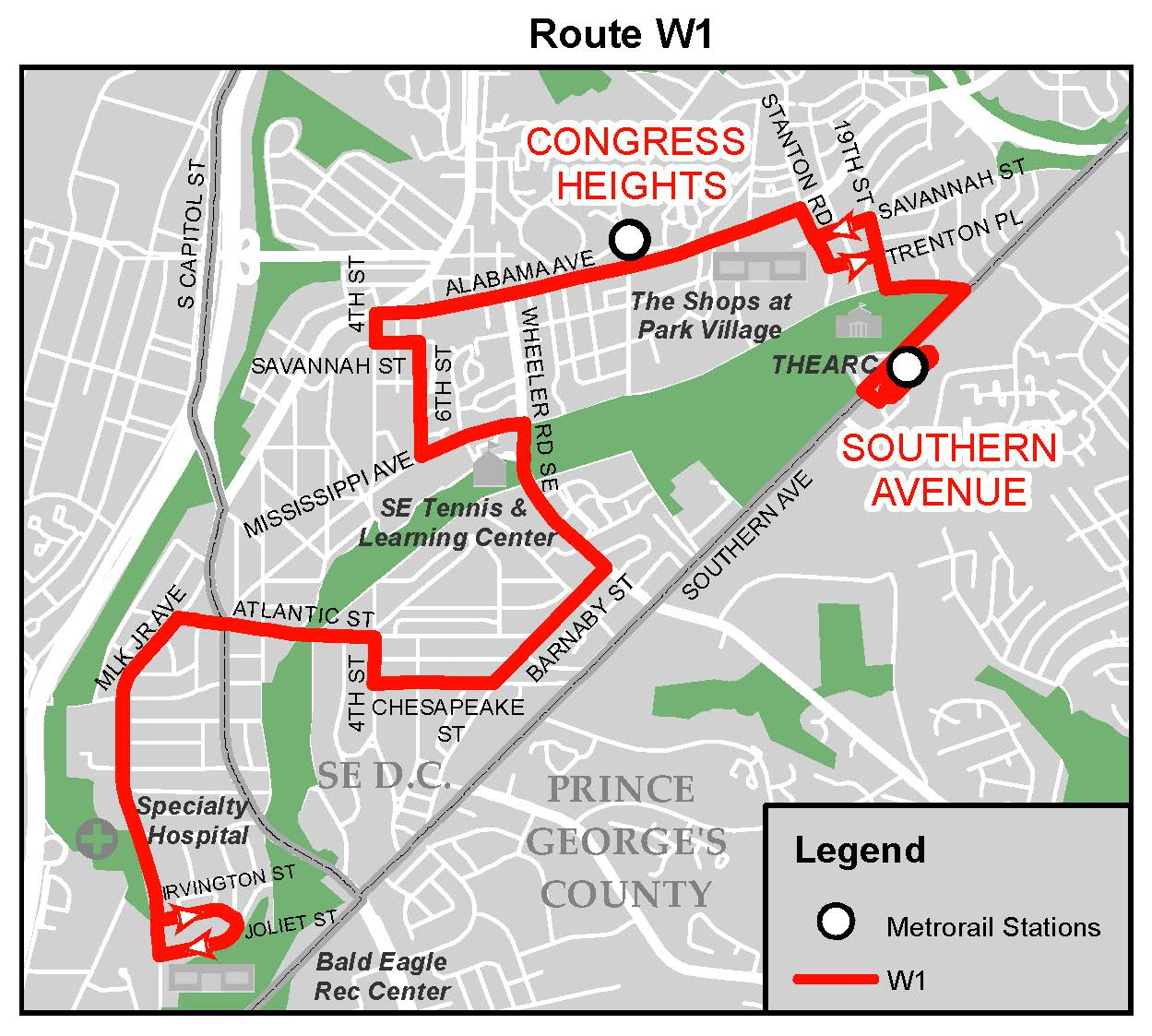 PlanItMetro » New routes, more service, and other changes