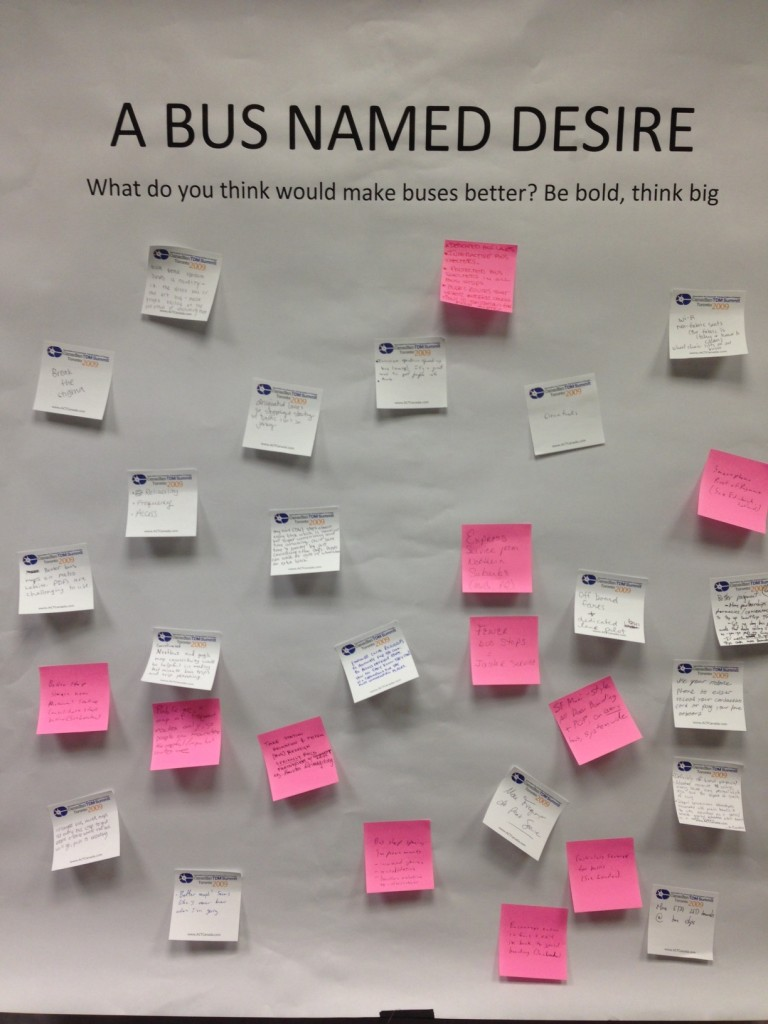 A Bus Named Desire - Comments from Streetscamp