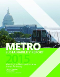 Metro Sustainability Report 2015