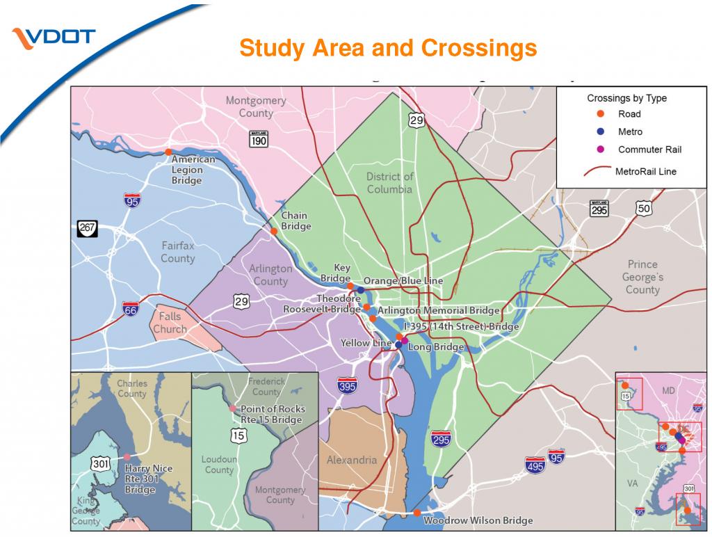 PotomacRiverStudy Map