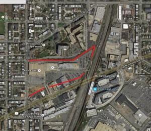 Image Courtesy Google Maps