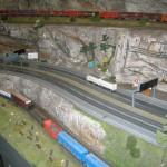 Two types of freight movement… Tehachapi Pass?