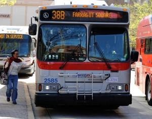 Ballston Bus