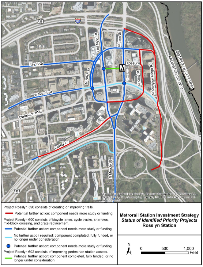 Rosslyn - Station Area Strategic Investment Strategy
